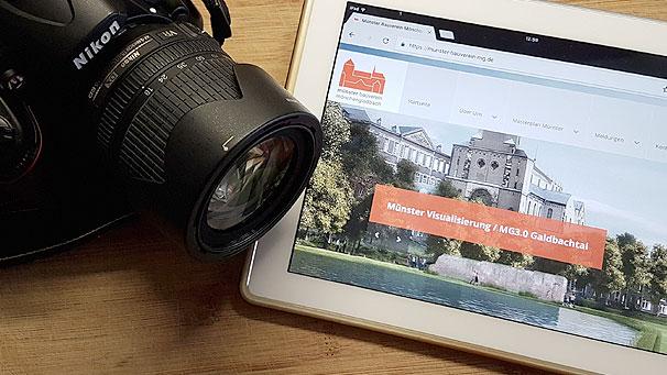 """Ausschreibung des ersten Fotowettbewerbs """"Unser Münster"""""""