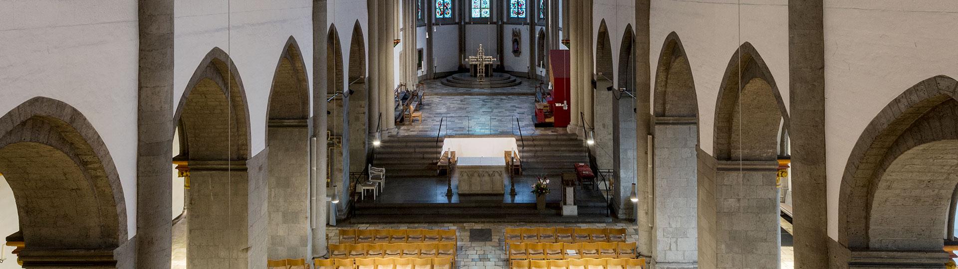 Foto Münster St. Vitus innen