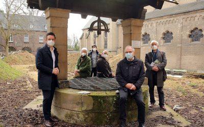Presse: Förderung für Brunnenhof